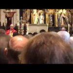 Exposición del Santo Sudario de la Catedral de Oviedo y canto del ancestral Miserere